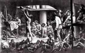 top countries that grew filthy rich from enslaving black people enslaved africans on slave ship
