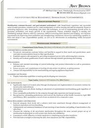 retail mgmt resume   sales   retail   lewesmrsample resume  resume sles for professionals in retail