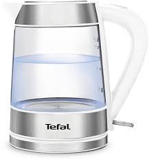 Купить <b>чайник</b> электрический <b>Tefal</b> KI730132 <b>Glass Kettle</b> в ...