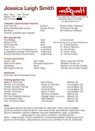 resume skills list   best template collectioncritiques your resum s xzof nj