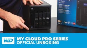 <b>My Cloud Pro</b> Series | Official <b>WD</b> Unboxing - YouTube