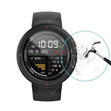 <b>Tempered Glass</b> Screen Protector Film for AMAZFIT Verge Sale ...