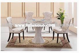 Round Marble Kitchen Table Sets Marbel Dining Table Set All About Marble Dining Table Coaster