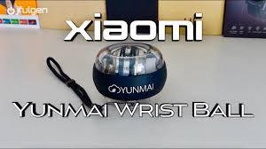 Xiaomi <b>Yunmai Wrist Ball</b> - YouTube