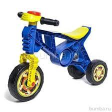 <b>Беговел</b>-мотоцикл <b>RT</b> Самоделкин <b>ОР-171</b> с клаксоном. Купить ...