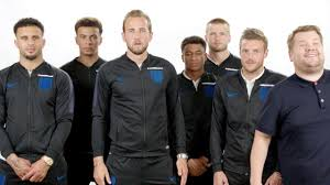 England <b>football</b> team - Corden recruits Three <b>Lions</b> to convert ...