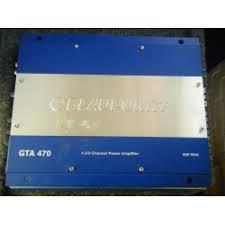 Отзывы о <b>Усилитель Blaupunkt GTA 470</b>