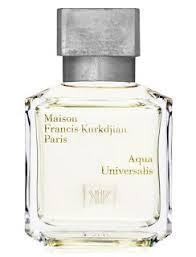 <b>Maison</b> Francis Kurkdjian Aqua Universalis <b>туалетная вода</b> ...