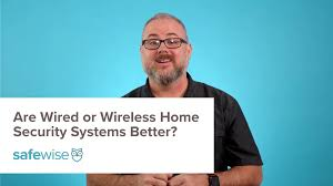 Are <b>Wired</b> or Wireless <b>Home Security Systems</b> Better?