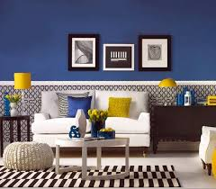 blue and yellow living room love really like the wall color blue yellow living room
