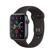 Buy Apple Watch Series 5 (GPS + Cellular, 44mm ... - Amazon.in