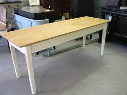 narrow dining table bench