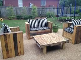 wooden pallet patio set buy wooden pallet furniture