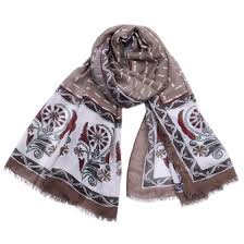 Shop JeouLy <b>hot sale</b> Printing Scarf <b>Women linen</b> Long Scarves ...