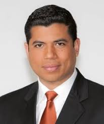 Juan Carlos Gutierrez is the new 5:00 p.m. and 10:00 p.m weekday anchor for Univision affiliates KCEC-TV in Denver and KVSN-TV in Colorado Springs/Pueblo. - juan_carlos_gutierrez