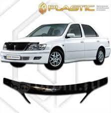 <b>Дефлектор капота CA</b> (мухобойка) <b>Toyota</b> Vista, Vista Ardeo 2000 ...