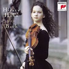 <b>Hahn</b>, <b>Hilary</b> - <b>Bach</b> Partitas And Sonata - Amazon.com Music