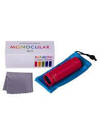 <b>Монокуляр Levenhuk Rainbow 8x25</b> Red Berry Levenhuk ...