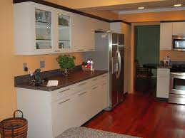 design compact kitchen ideas small layout: full size of kitchen small layouts decorating concept white wooden logical wall cabinet black glasses smooth