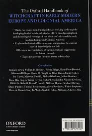 the oxford handbook of witchcraft in early modern europe and the oxford handbook of witchcraft in early modern europe and colonial america brian p levack 9780199578160 books ca