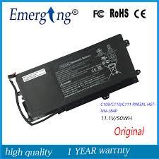 <b>11.1V</b> 50WH New <b>Original Laptop Battery</b> for HP TPN C109/C110 ...