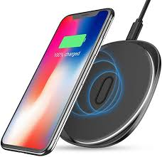 <b>Kuulaa Wireless Charger Qi</b>-Certified Fast Wireless Charging Pad ...