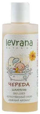<b>Levrana Шампунь без</b> слёз <b>Череда</b> — купить по выгодной цене ...