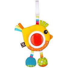 <b>Подвесная игрушка BenBat Погремушка</b> Птичка Rattles ...
