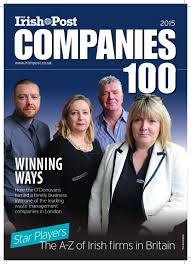 the irish post companies100 2014 by the irish post issuu