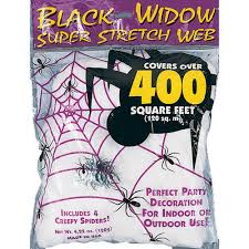 White <b>Spider</b> Web <b>Halloween Decoration</b> - Walmart.com - Walmart ...