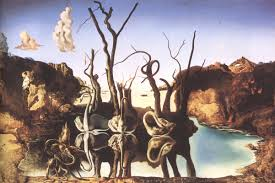 swans reflecting elephants by salvador dali interpretations and salvador dali swans reflecting elephants