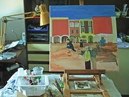 how to develop work for an art school portfolio steps