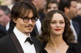 Johnny Depp/ Vanessa PARADIS