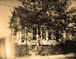 aberdeen nj life 171 broad street church street view n side circa 1919