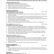 aircraft maintenance technician resume sample apartment    resume design  maintenance mechanic resume maintenance mechanic resume skills