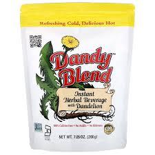 Dandy Blend, Instant Herbal Beverage with Dandelion, Caffeine ...