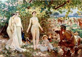 Afrodite - O Julgamento de Páris e a Guerra de Troia