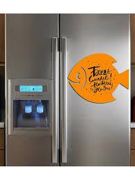 """Маркерная доска """"Рыба"""", цвет оранжевый, размер 29,5х36,5 см ..."""