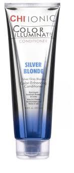 <b>CHI кондиционер</b> для волос Ionic <b>Color</b> Illuminate Silver Blonde ...