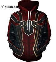 Marvel <b>Hoodies</b> Spiderman Venom <b>Hoodie</b> 3D Men Streetwear Hip ...