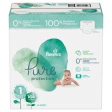 <b>Pampers Pure</b> Protection <b>Diapers</b> (Choose Your Size) - Sam's Club