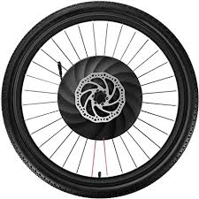 <b>YUNZHILUN iMortor 26</b> inch Electric Front Bicycle Wheel with ...