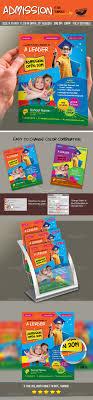 kindergarten junior school flyer flyers promotion and kindergarten junior school admission flyer template