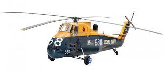 <b>Конструктор</b> Revell Вертолет Wessex HAS Mk.3 - купить в ...