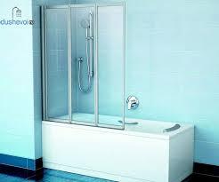 <b>Шторка для ванны Ravak</b> Supernova VS3 130 White/Rain, цена ...