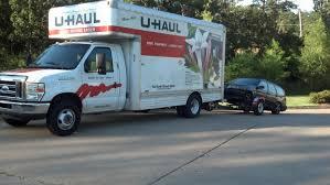 Uhaul Truck S Self Move Using U Haul Rental Equipment Information Youtube