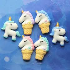 New Unicorn <b>Charms for Slime DIY</b> Candy Polymer Bead Filler ...
