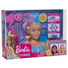 Интернет-магазин <b>Голова для причесок Barbie</b> Dreamtopia ...