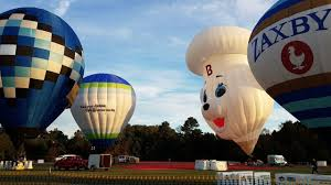 <b>Balloon Festival</b> brings eye-candy to <b>Halloween</b> season