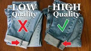 10 Tricks To Spot <b>HIGH Quality Clothes</b>! - YouTube